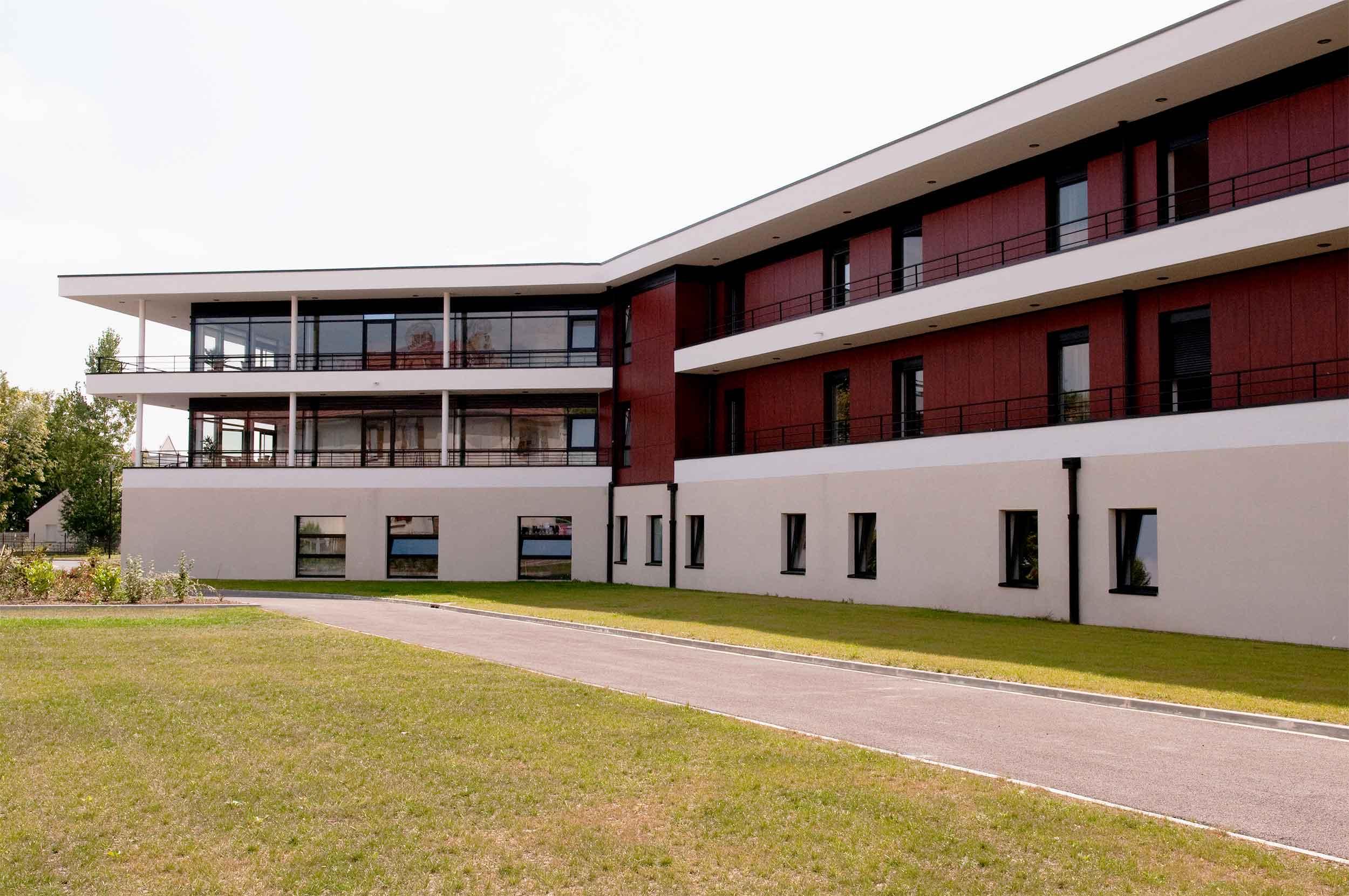 Les airelles Maison de retraite Cambrai - accueil2