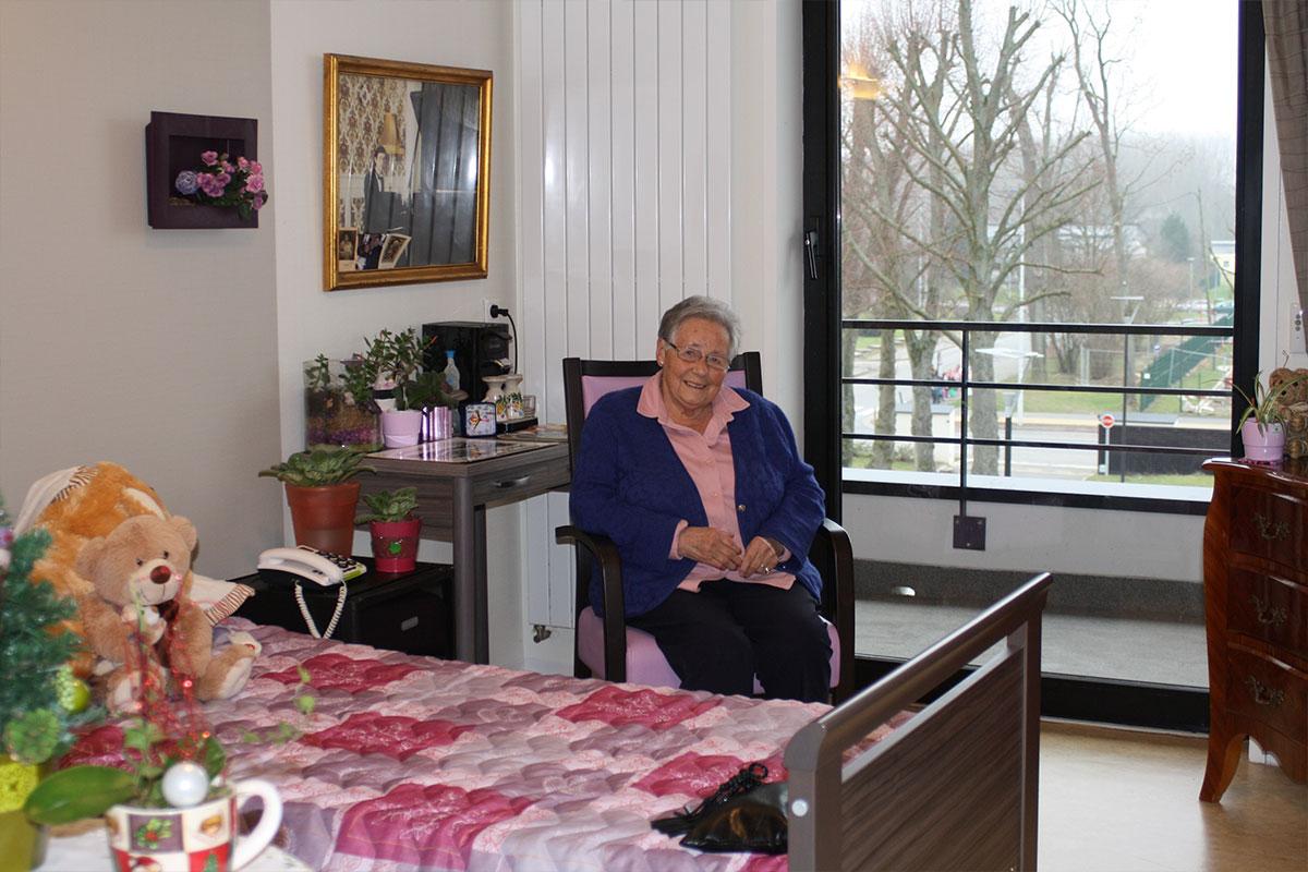 Les airelles-votre résidence pour personnes âgées à Cambrai